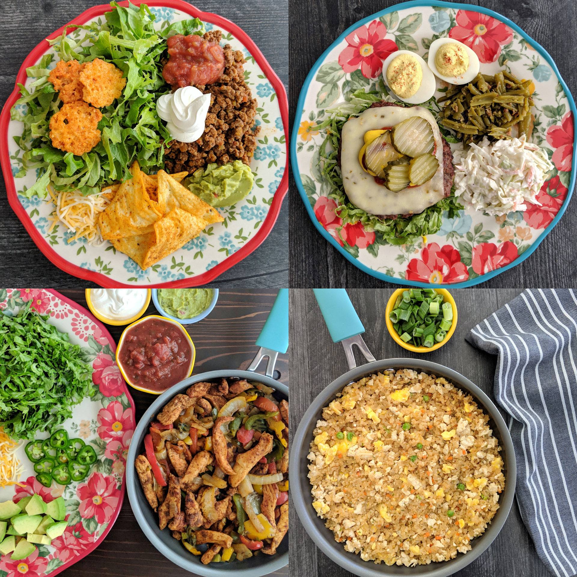 30+ Low Carb Dinner Ideas